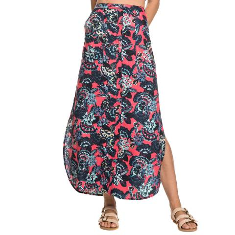Roxy Multi Sunset Islands - Maxi Skirt