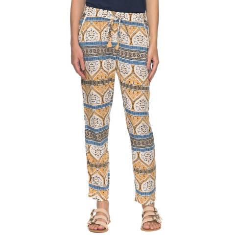 Roxy Multi Printed Bimini Beach Pants