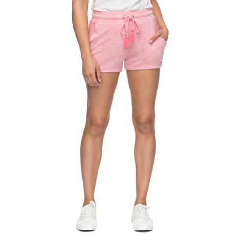 Roxy Grey Cozy Chill Sweat Shorts