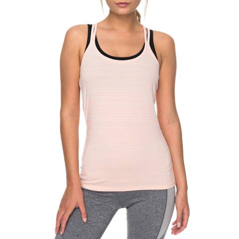 Roxy Pink Dancing With Stars Technical Strappy Top