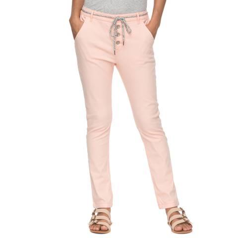 Roxy Pink Tropical Denim Pant