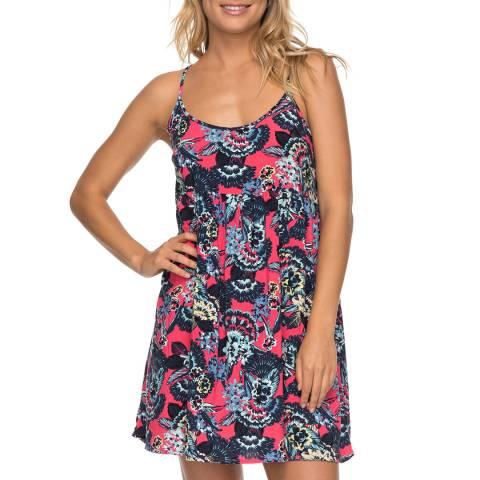 Roxy Tropical Sundance Strappy Dress