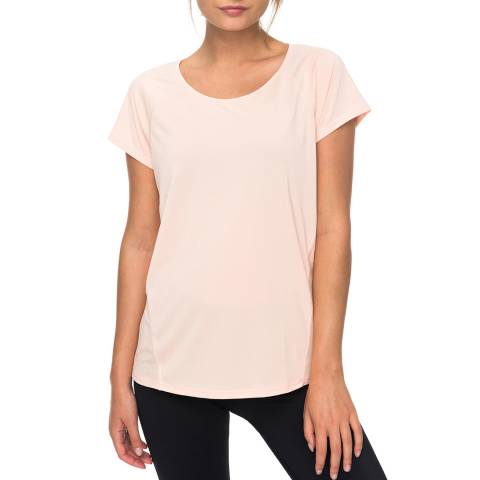 Roxy Pink Temptation Technical TShirt