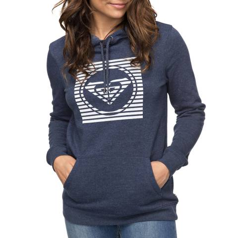 Roxy Navy Full Of Joy Hoodie