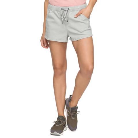Roxy Grey Music Never Stop Beach Shorts