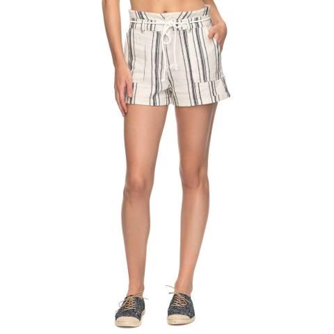Roxy Multi San Salvador Stripy Shorts