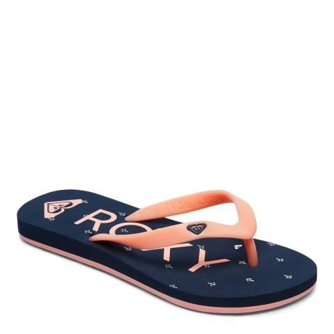 Roxy RG TAHITI VI G SNDL NVY Basic Sandal