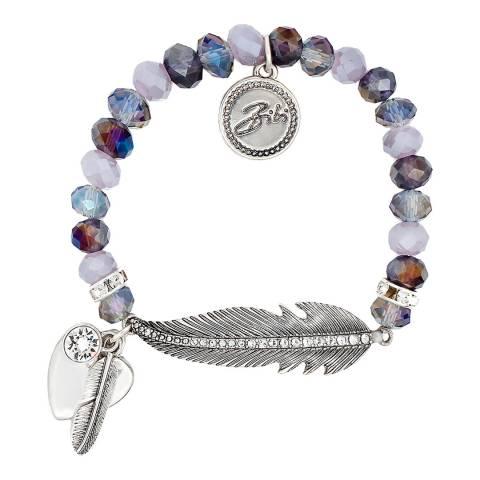 BiBi Bijoux Lilac Swarovski Elements Bracelet