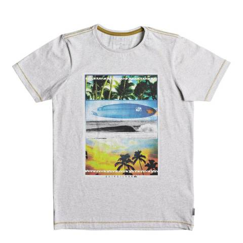 Quiksilver PLACETOBEYOUTH B TEES WBKH Screen Tee