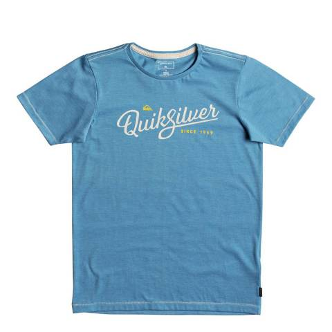 Quiksilver Heather Wavey Glaze T Shirt