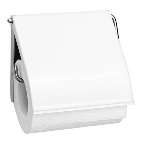 Brabantia White Classic Toilet Roll Holder Classic