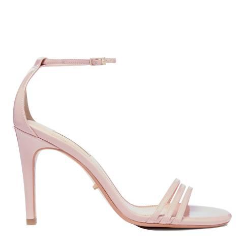 Dune Pink Patent Marabela Heels