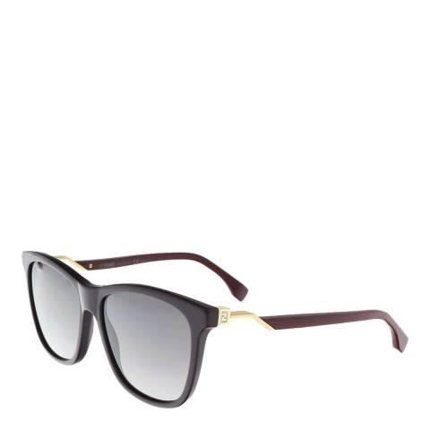 Fendi Women's Purple Sunglasses