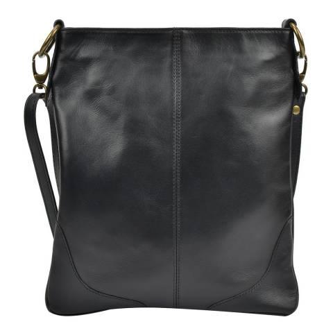 Mangotti Bags Women's Black Mangotti Bags Shoulder Bag
