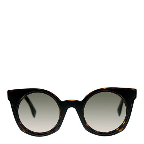 Fendi Women's Dark Brown Be You Sunglasses 49mm