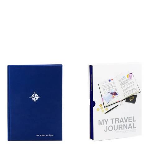 Suck UK Blue My Travel Journal