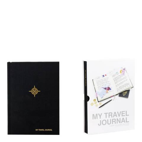 Suck UK Black My Travel Journal