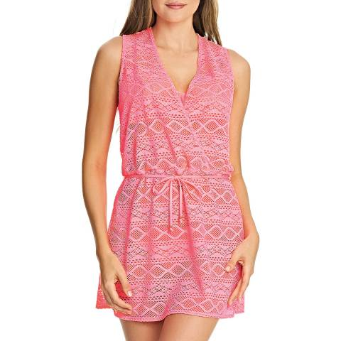Freya Pink Sundance Flamingo Dress