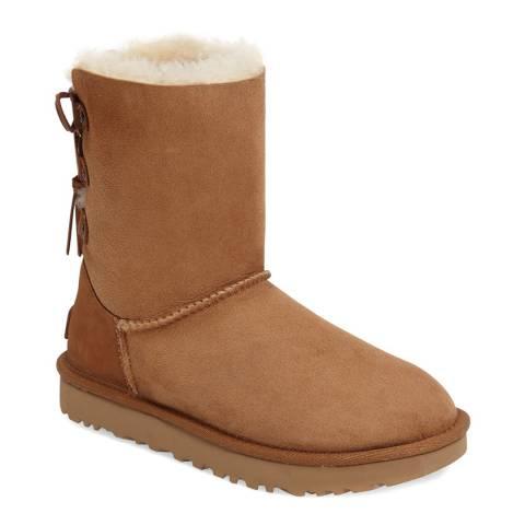 UGG Chestnut Suede Kristabelle Boots