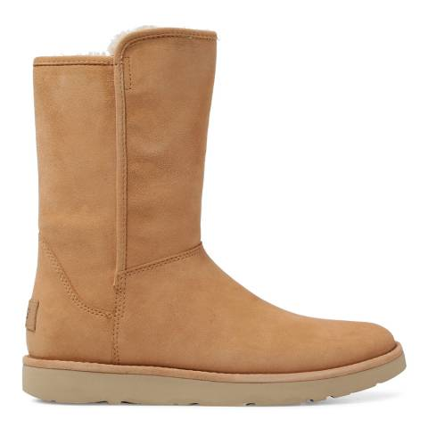 UGG Toast Suede Abree Short II Boots