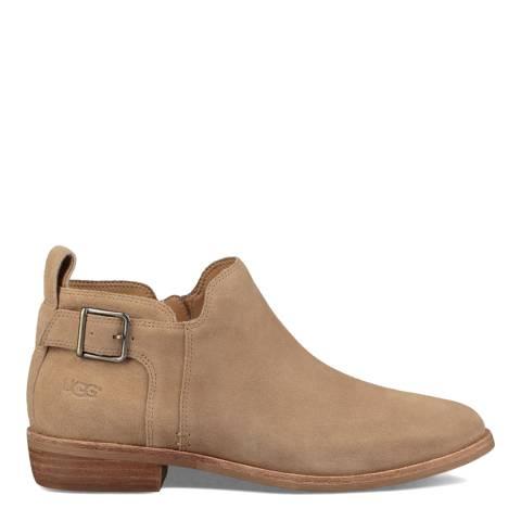 UGG Tideline Sand Kelsea Ankle Boots