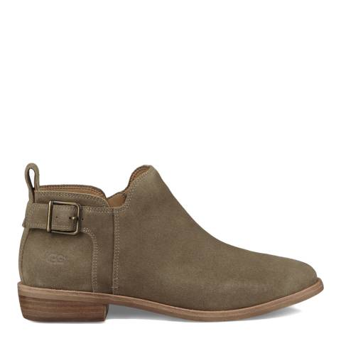 UGG Antilope Taupe Kelsea Ankle Boots