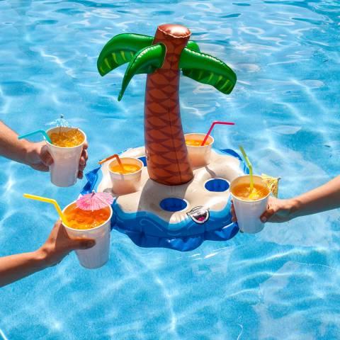 BigMouth Palm Tree Multi Beverage Boat