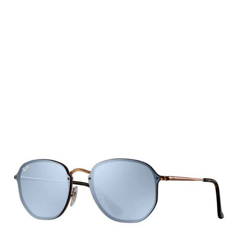 Ray-Ban Unisex Copper Blaze Sunglasses 58mm