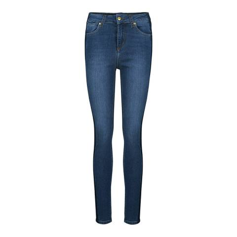 Donna Ida Faster Blues Rizzo Denim Jeans