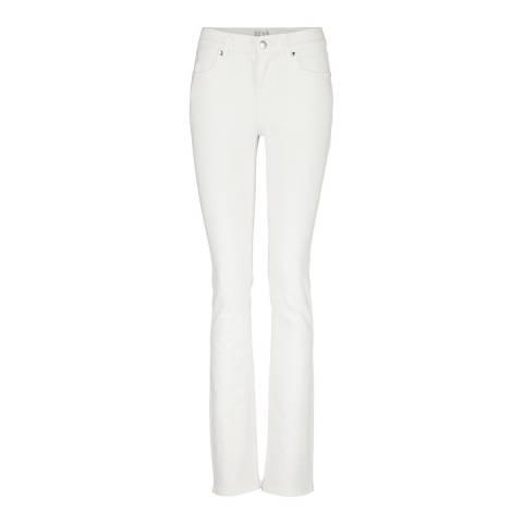 Donna Ida Milk Jeanie Denim Jeans