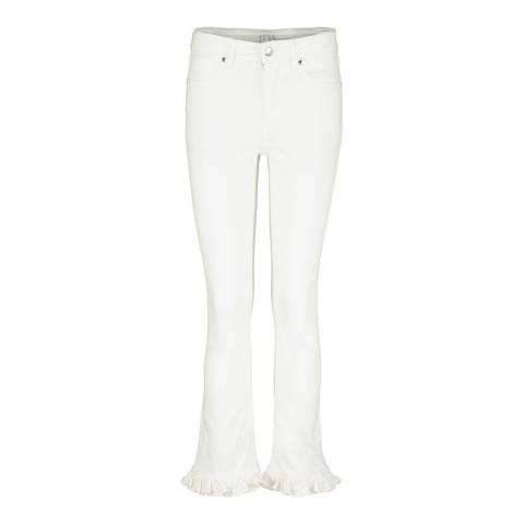Donna Ida Milk Iris Denim Jeans