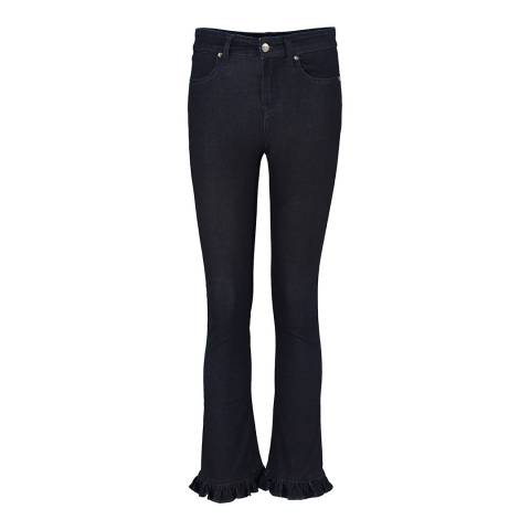 Donna Ida Midnight Sky Iris Denim Jeans