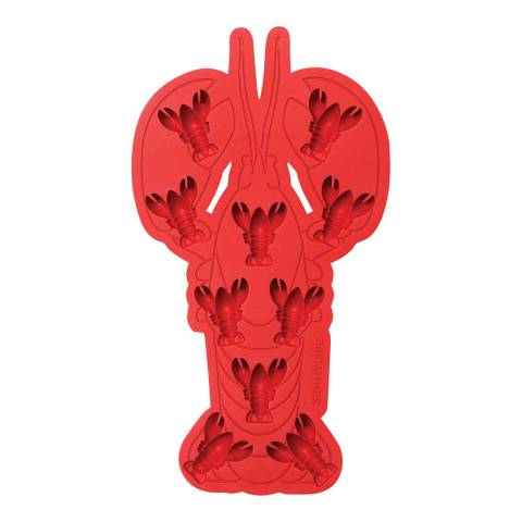 Sunny Life Navy/Red Lobster Ice Trays