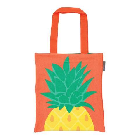 Sunny Life Pineapple Tote Bag