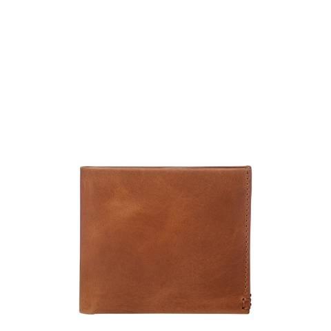 Oliver Sweeney Rundlestone Tan Billfold Wallet