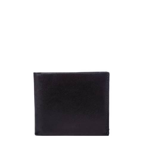 Oliver Sweeney Rundlestone Black Billfold Wallet