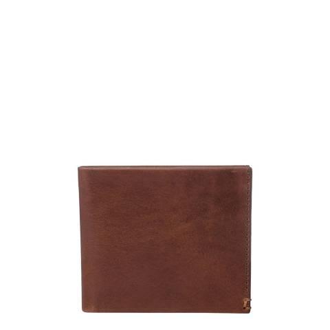 Oliver Sweeney Rundlestone Brown Billfold Wallet