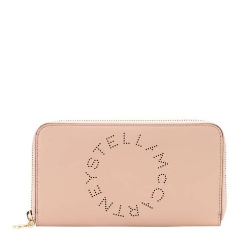 Stella McCartney Light Pink Continental Purse