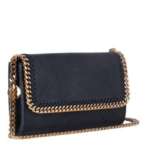 Stella McCartney Navy Falabella Shoulder Bag`
