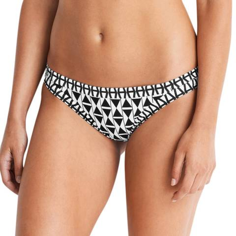 Seafolly Modern Geometry Brazilian Pant