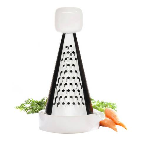 Sagaform Fix Grater with Container