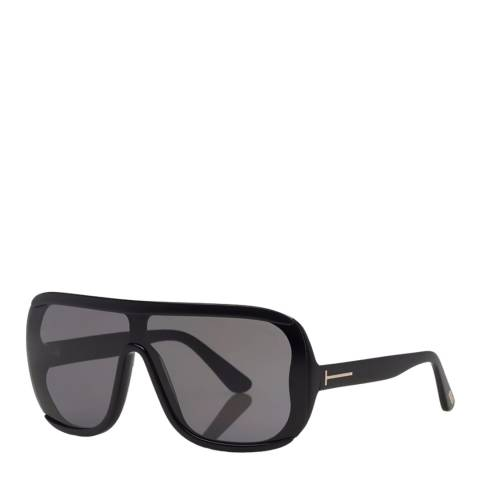 Tom Ford Unisex Black Porfirio Sunglasses
