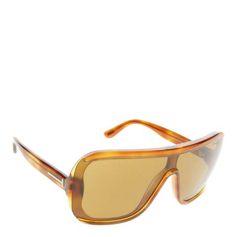 Tom Ford Unisex Tortoise Porfirio Sunglasses