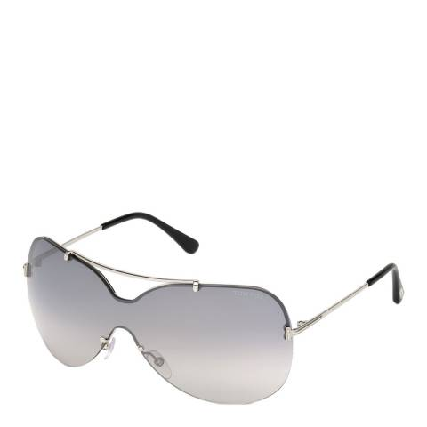 Tom Ford Women's Silver Ondria Sunglasses 55mm