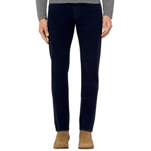J Brand Navy Tyler Slim Fit Stretch Jeans