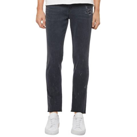 J Brand Glauconite Blue Tyler Taper Stretch Jeans