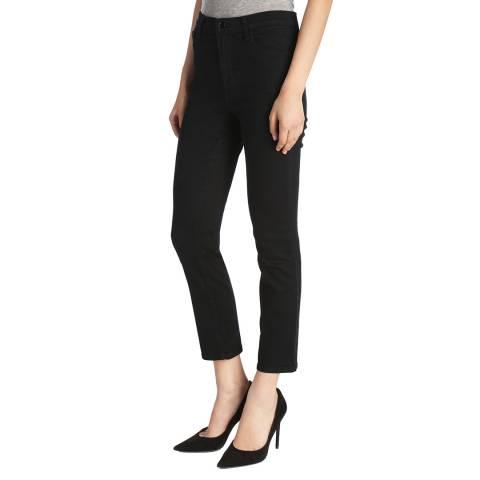 J Brand Shadow Black Ruby Cigarette Stretch Jeans