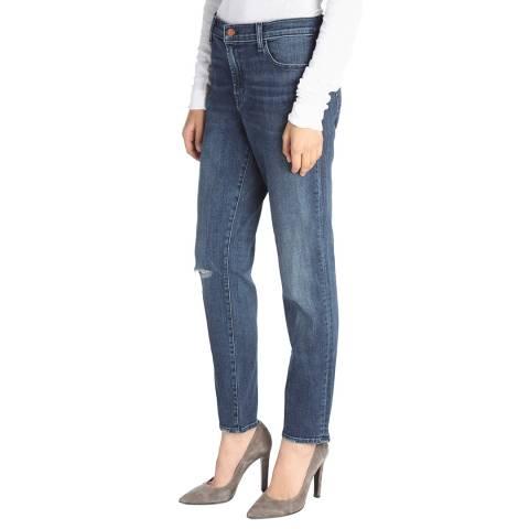 J Brand Swift Destruct 811 Skinny Stretch Jeans