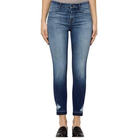 J Brand Jasper Destruct Ruby Cigarette Stretch Jeans