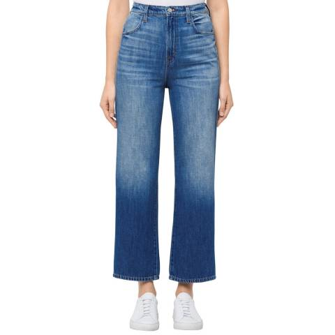 J Brand Mimic Blue Joan Wide Leg Jeans